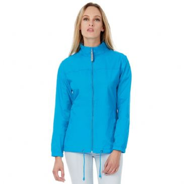 B&C Sirocco Women's Lightweight Showerproof Jacket (B601F)